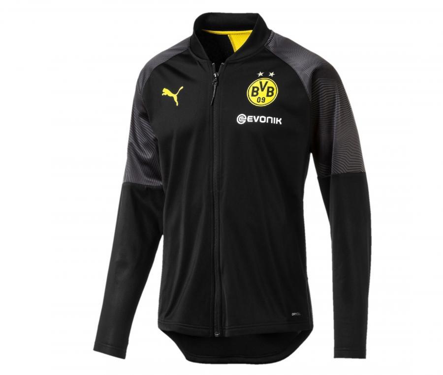 Veste Dortmund Stadium Noir