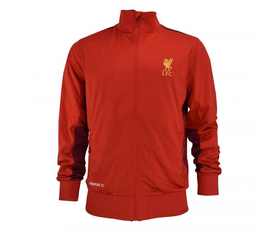 Veste Liverpool Fan Rouge Junior