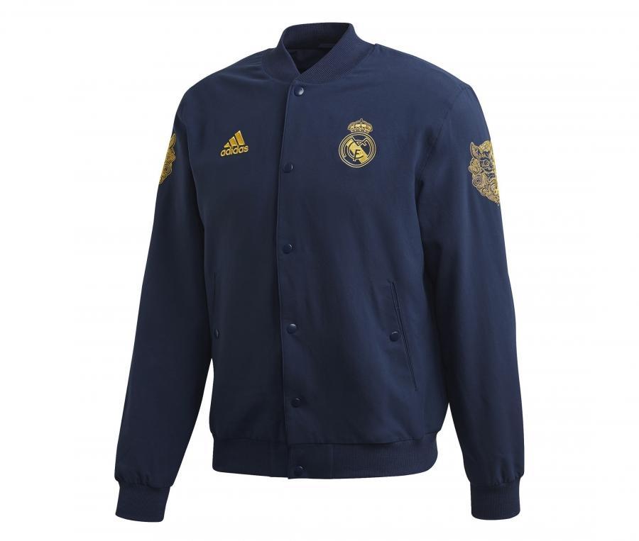Veste Real Madrid CNY Bleu