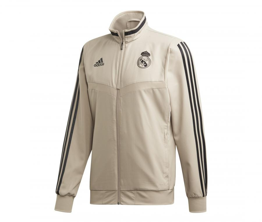 Veste Présentation Real Madrid Or