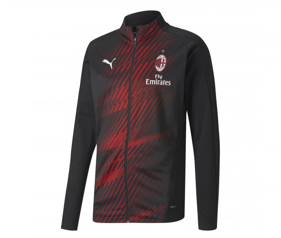 Veste AC Milan Stadium Noir