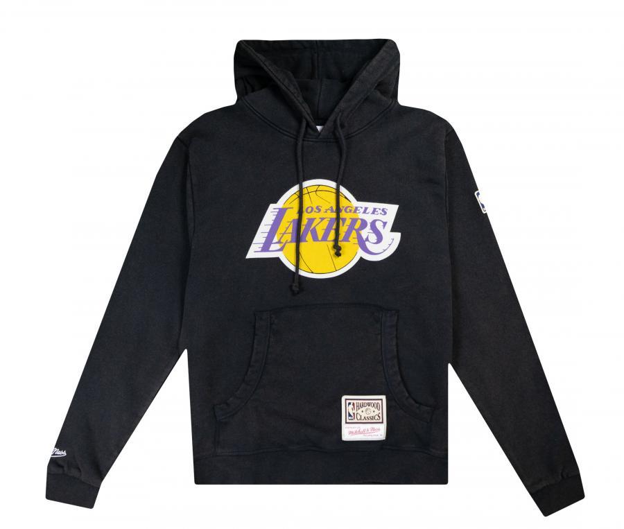 Sweat à capuche Los Angeles Lakers Noir