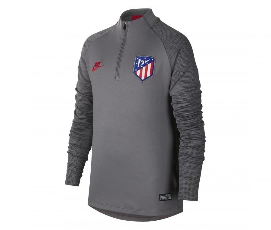 Training top Atlético Madrid Strike Drill Gris Junior
