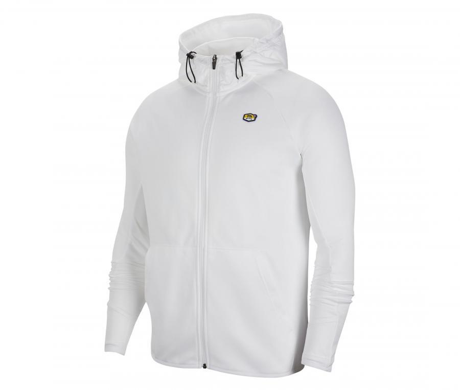 Veste à capuche Tottenham Blanc