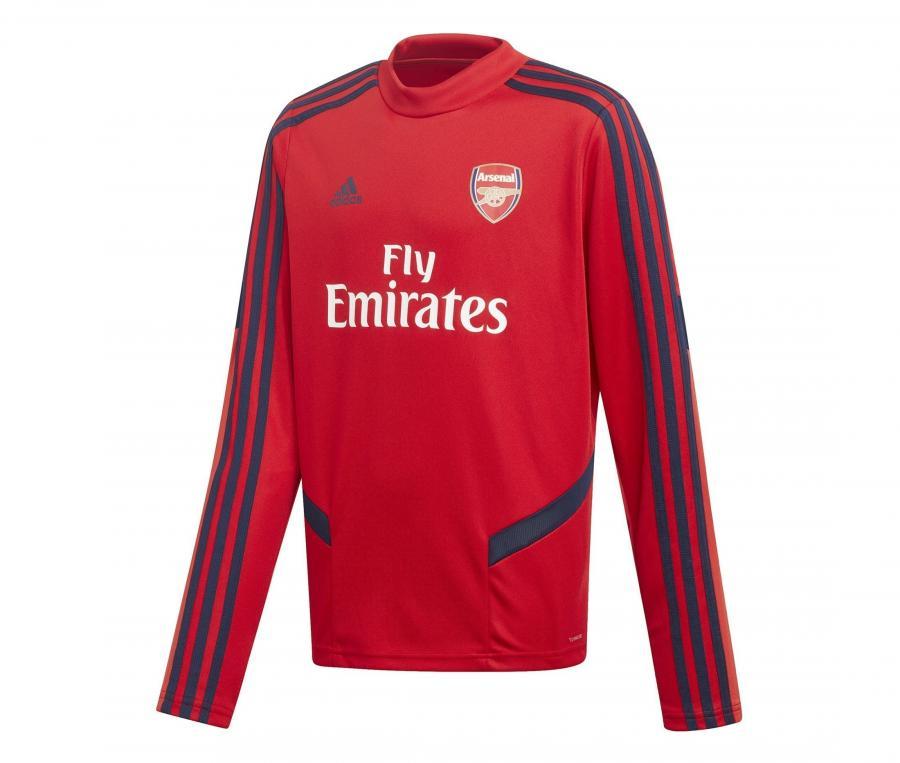 Training top Arsenal Rouge Junior