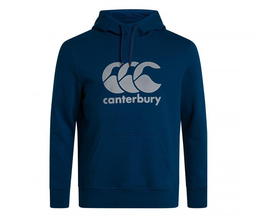 Sweat à capuche Canterbury OH Fleece Bleu