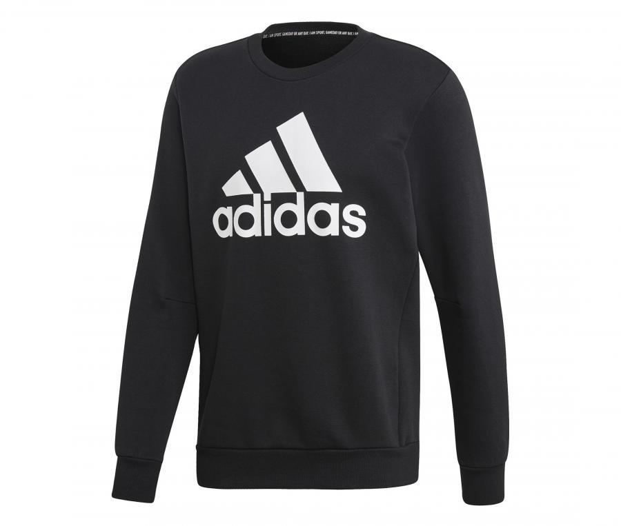 Sweat-shirt adidas Must Haves Badge of Sport Noir
