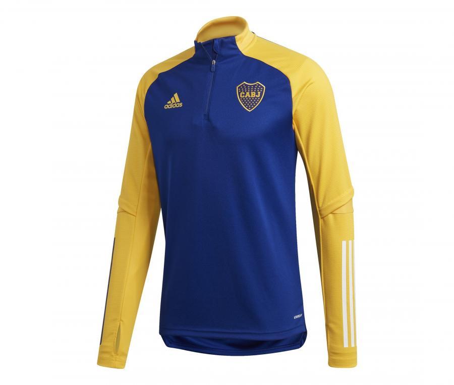 Training Top Boca Juniors Bleu
