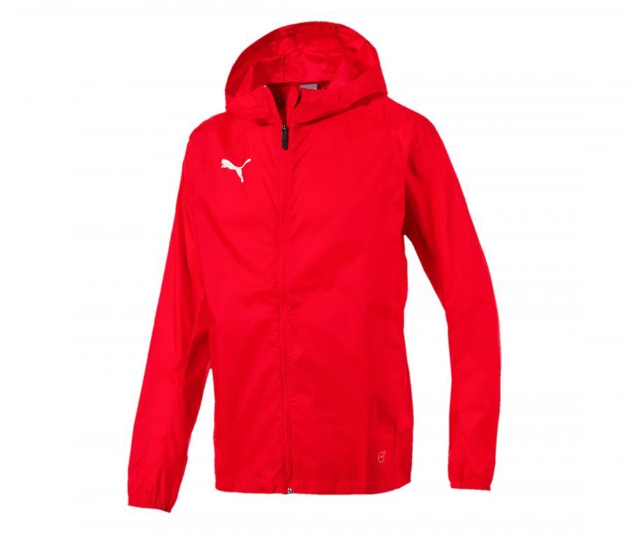 Veste à capuche Puma Liga Rouge
