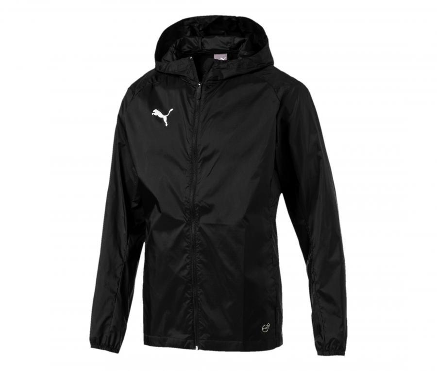 Veste à capuche Puma Liga Noir