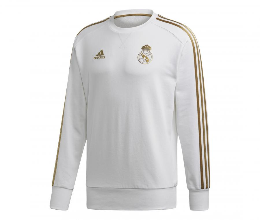 Sweat-shirt Real Madrid Blanc