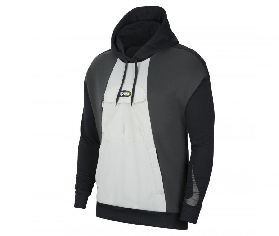 Sweat à capuche Nike x Air Max Tottenham Gris/Blanc