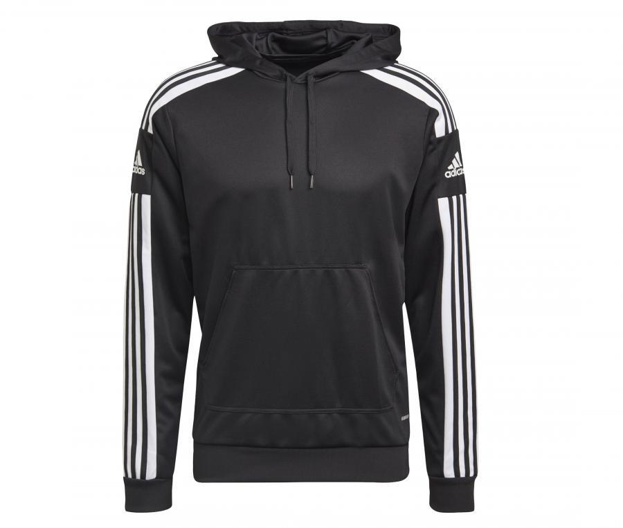 Sweat à capuche adidas Squadra 21 Noir