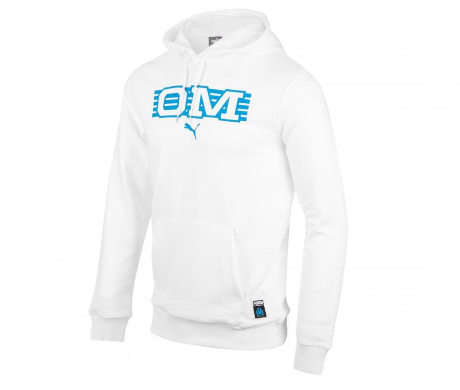 OM Core Hooded Sweatshirt White