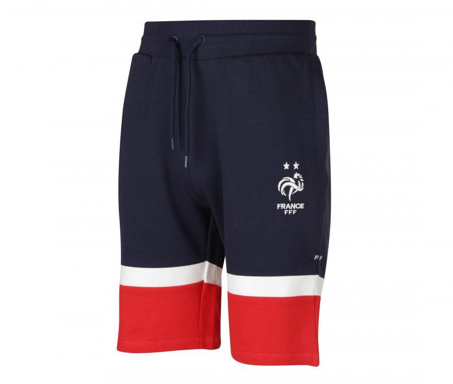 Short France Bleu/Rouge