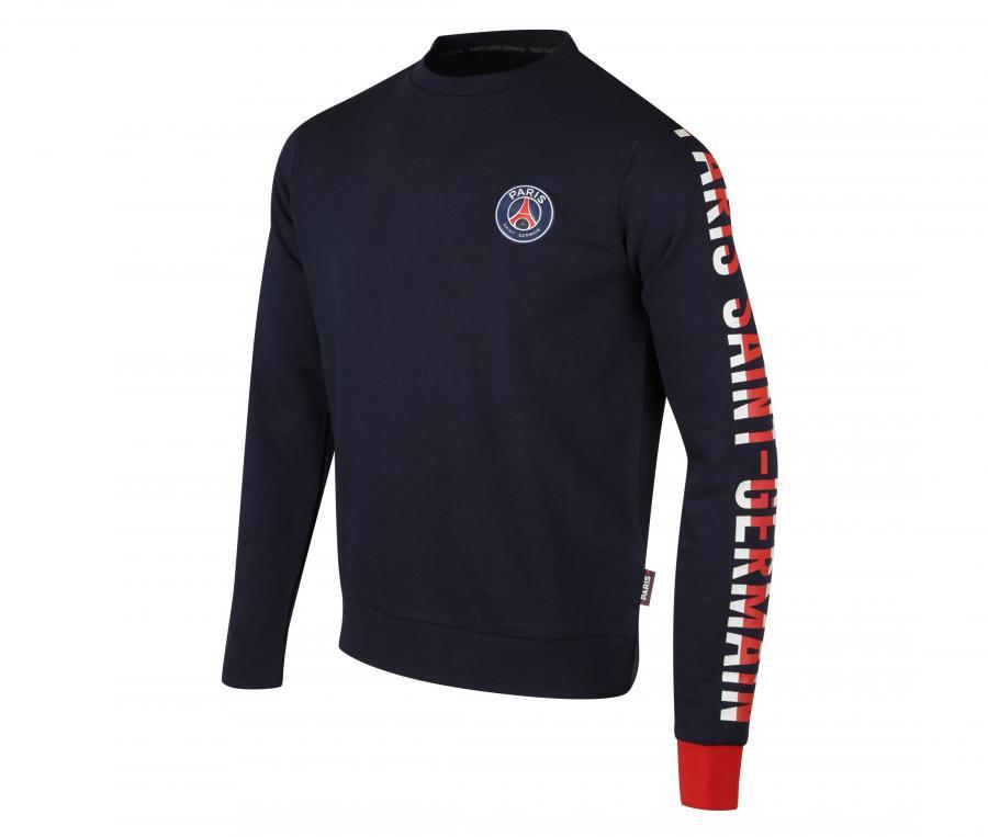 Sweat-shirt PSG Bleu