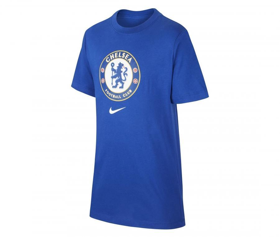 T-shirt Chelsea Bleu Junior