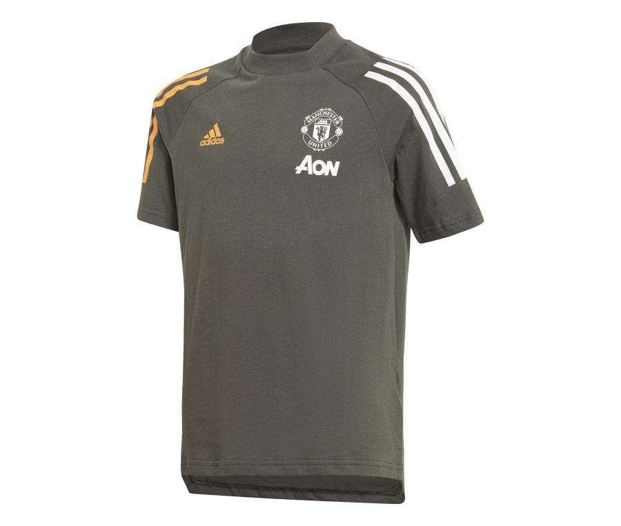T-shirt Manchester United Vert junior