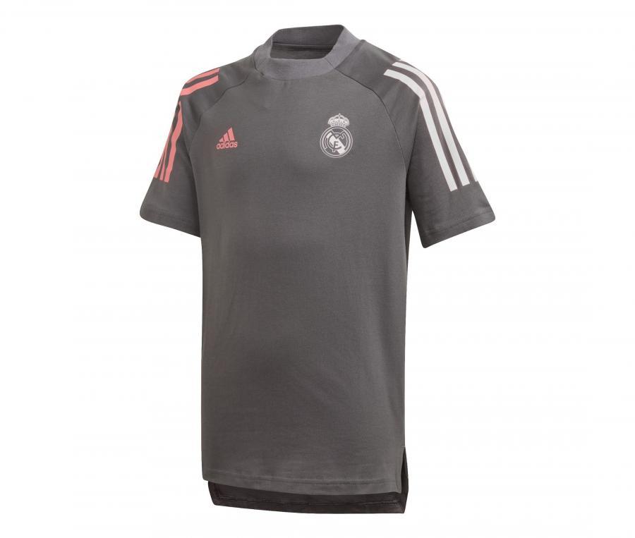 T-shirt Real Madrid Gris Junior