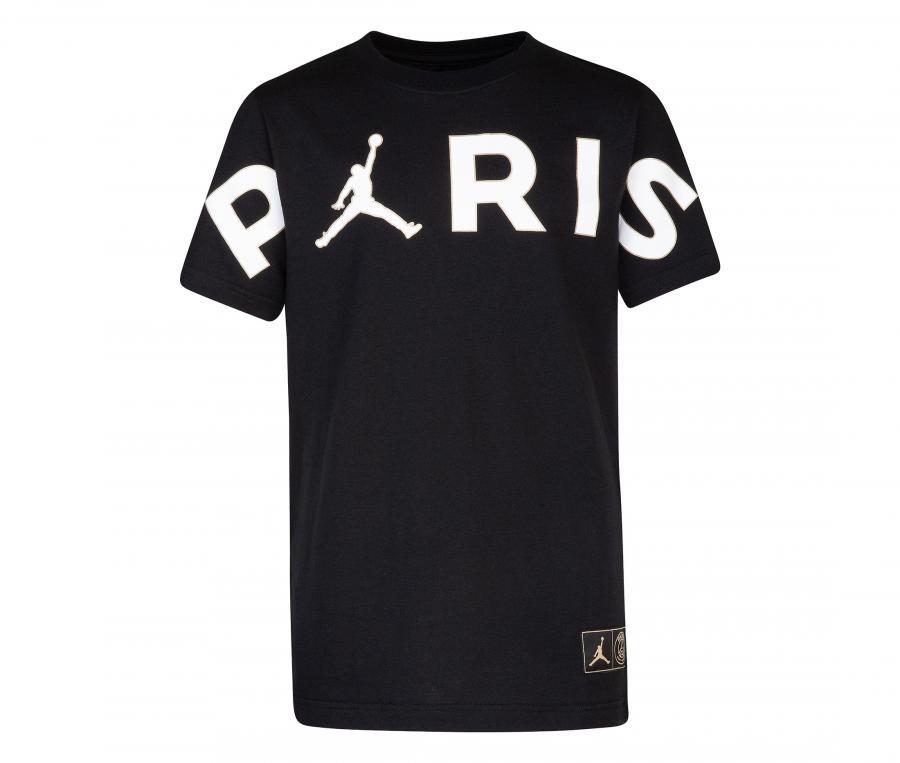 T-shirt Jordan x PSG Noir Junior