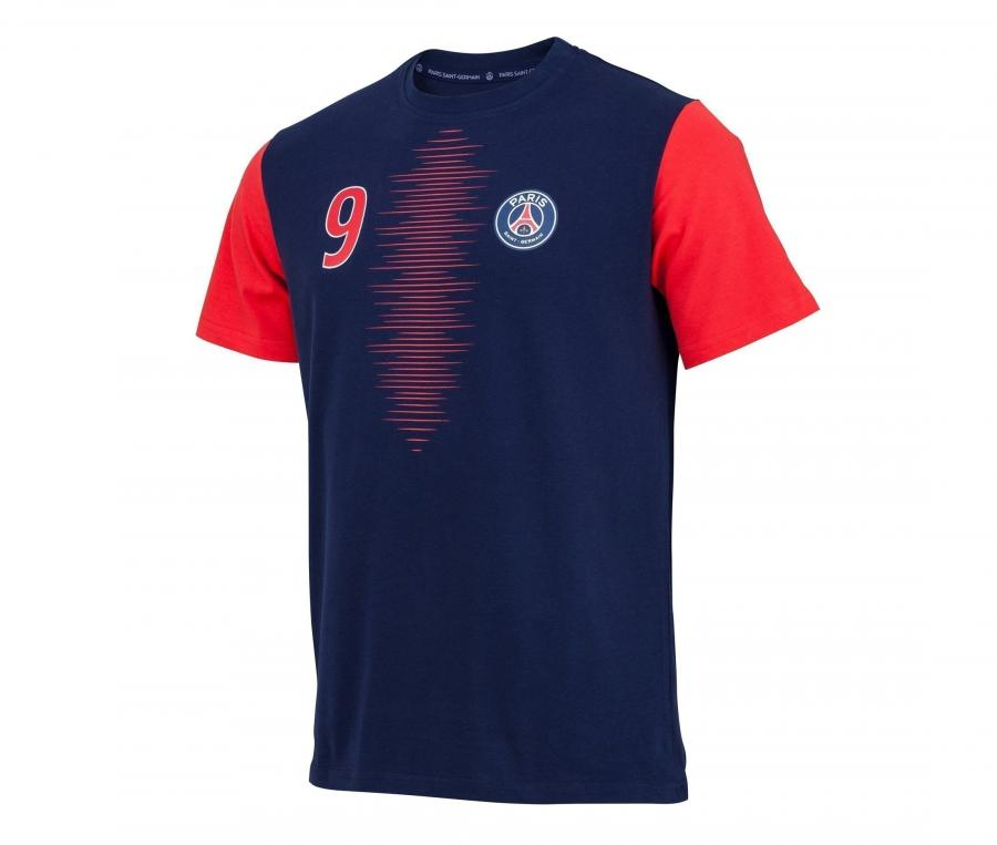T-shirt PSG Cavani N°9 Bleu