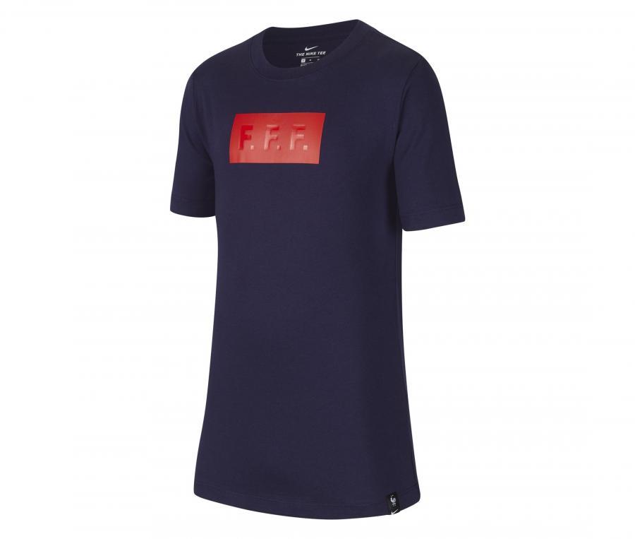 T-shirt France Travel Bleu