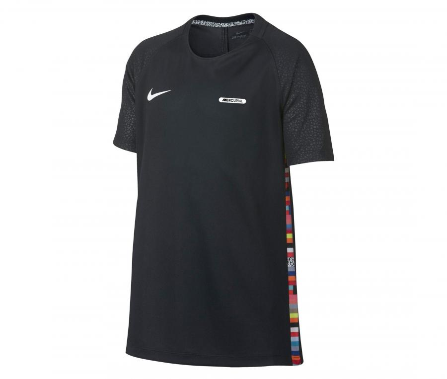 Maillot Nike Mercurial Noir Junior