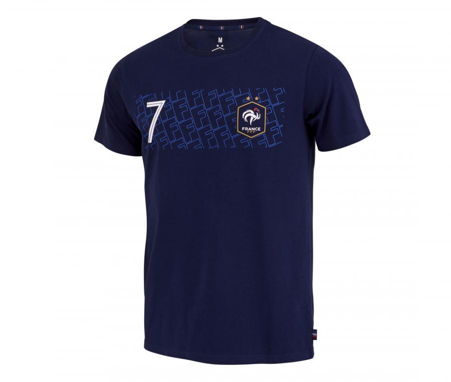 T-shirt Griezmann 7 Player Bleu Junior