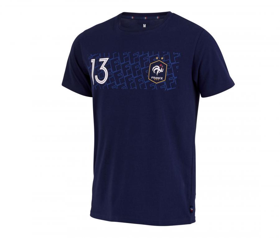 T-shirt Kanté 13 Player Bleu Junior