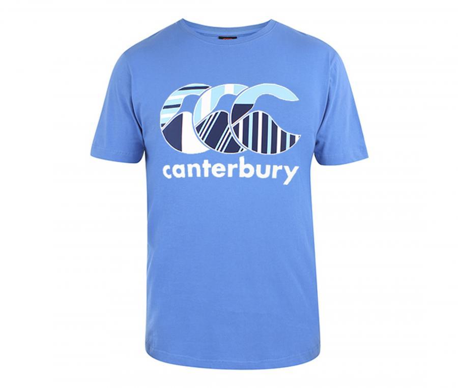 T-shirt Canterbury Uglies Club Bleu