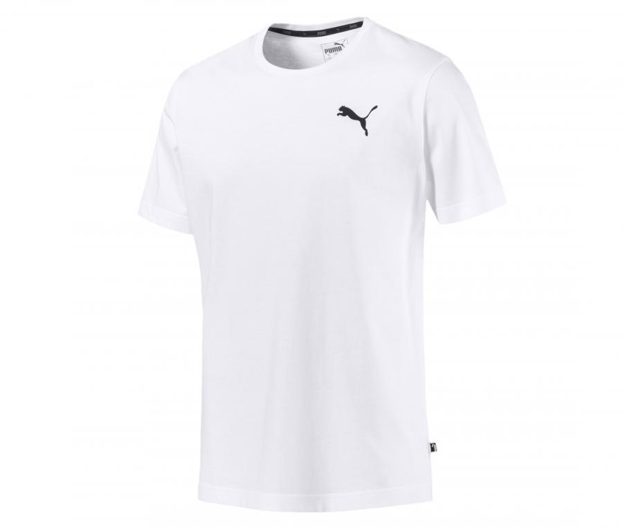 T-shirt Puma Blanc