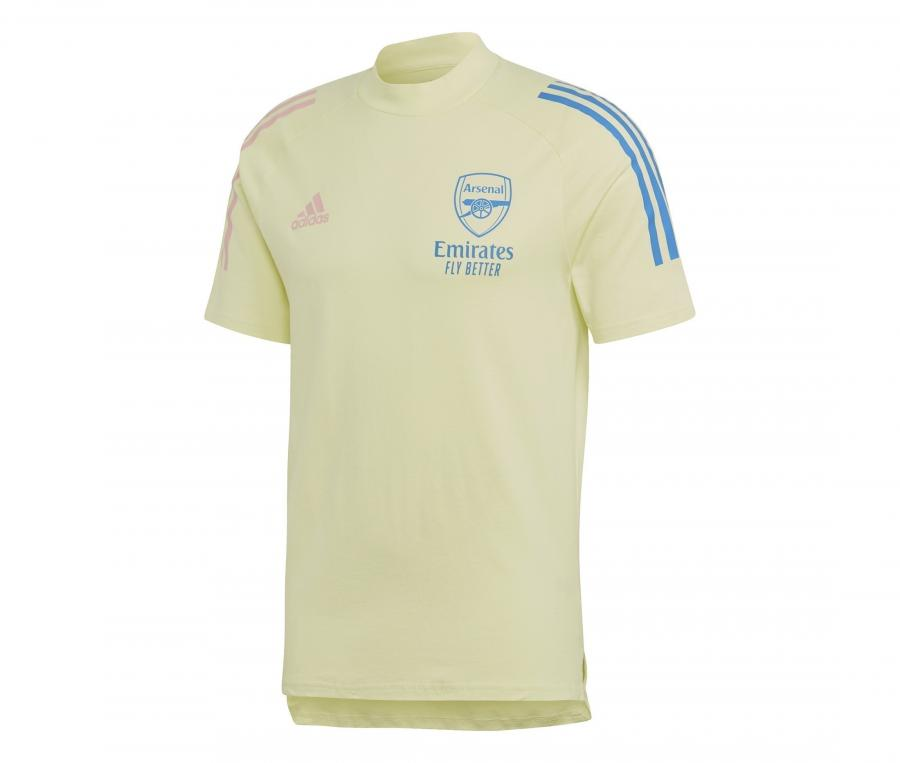 T-shirt Arsenal Jaune