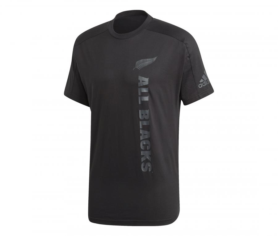 T-shirt All Blacks Supporters Noir