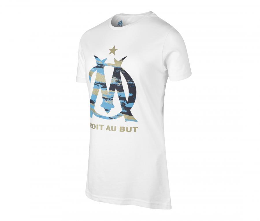 Camiseta OM Logo Blanco Mujer
