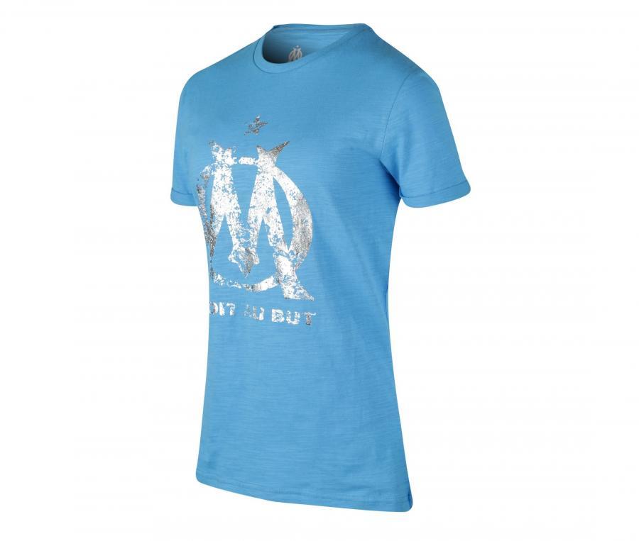 OM Woman's Tee-shirt Blue
