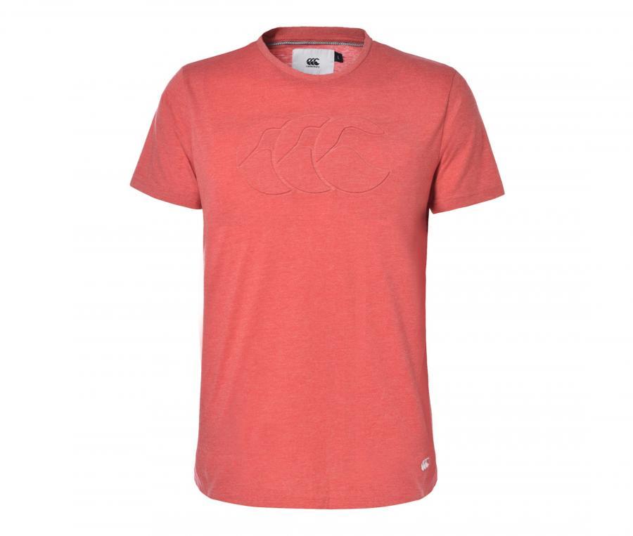 T-shirt Canterbury Heritage Mata Orange