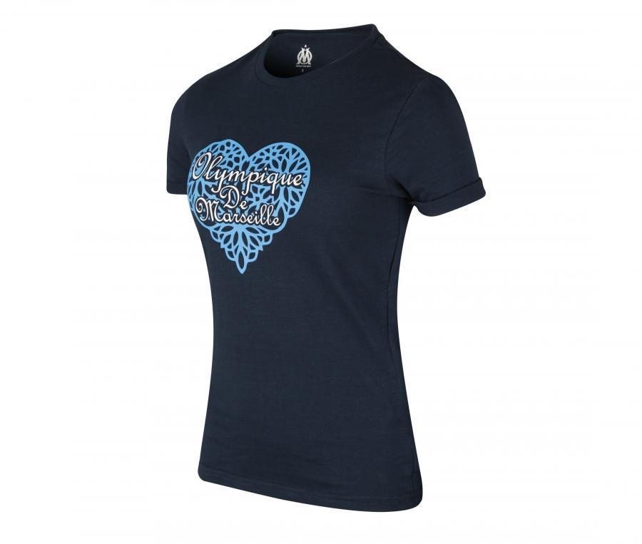 T-shirt OM Logo Heart Junior