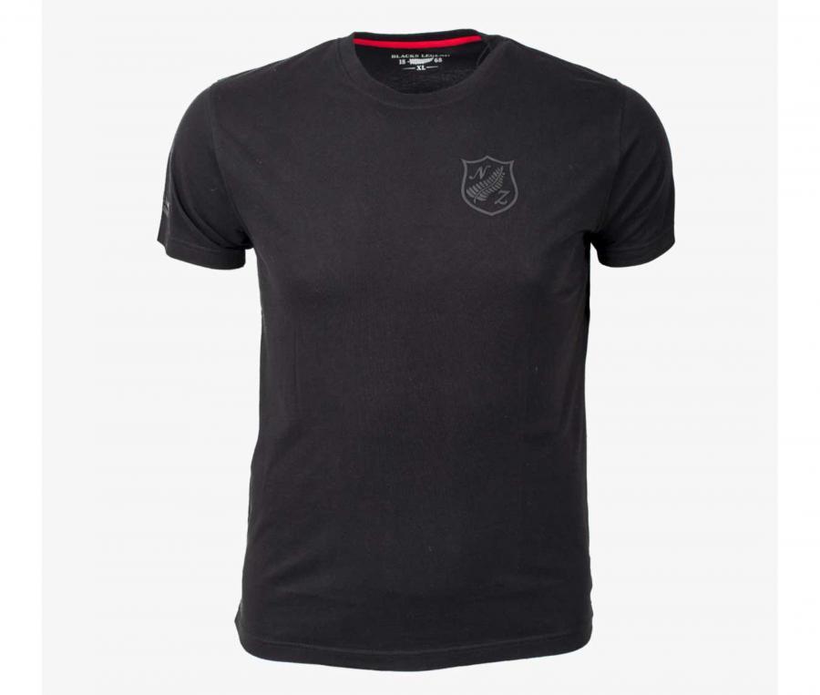 T-shirt Blacks Legend Noir