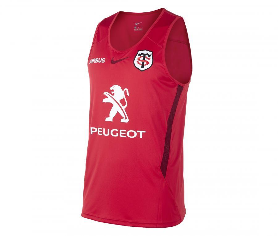 Débardeur Stade Toulousain Rouge