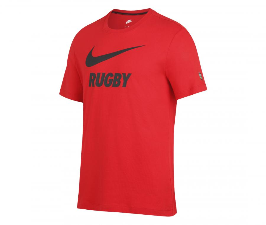 T-shirt RC Toulon Club Rouge