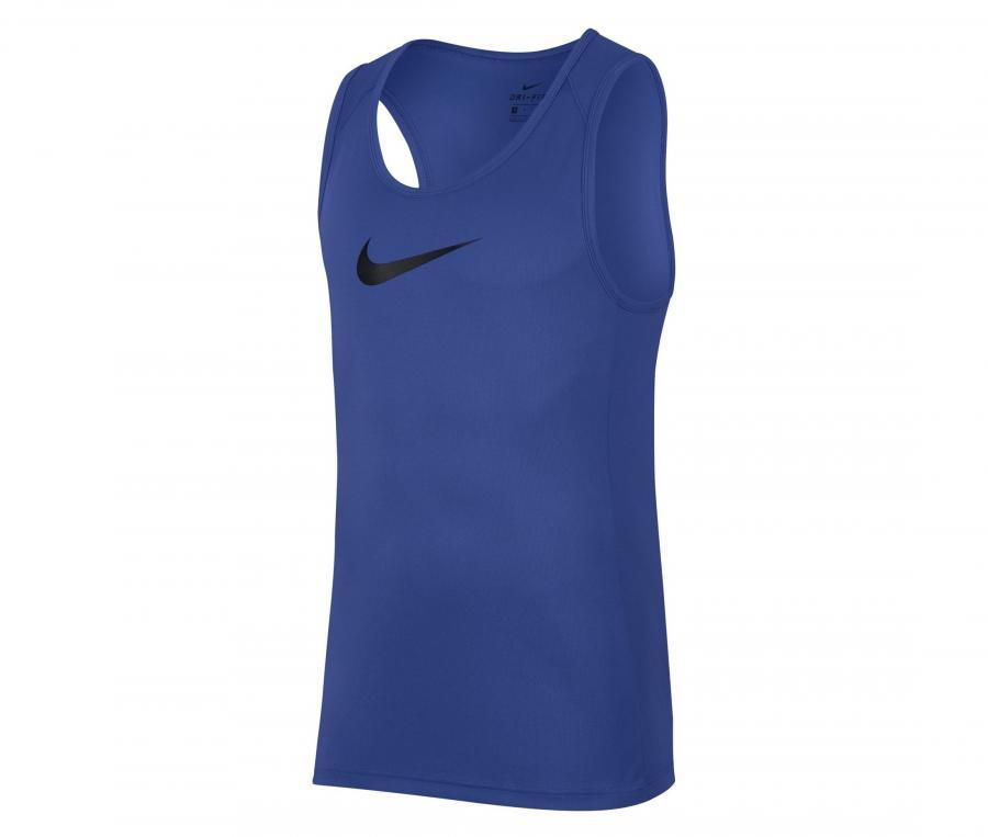 Débardeur Nike Basketball Bleu