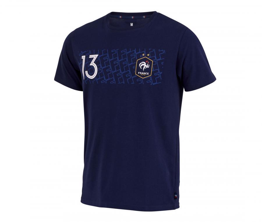 T-shirt Kanté 13 Player Bleu