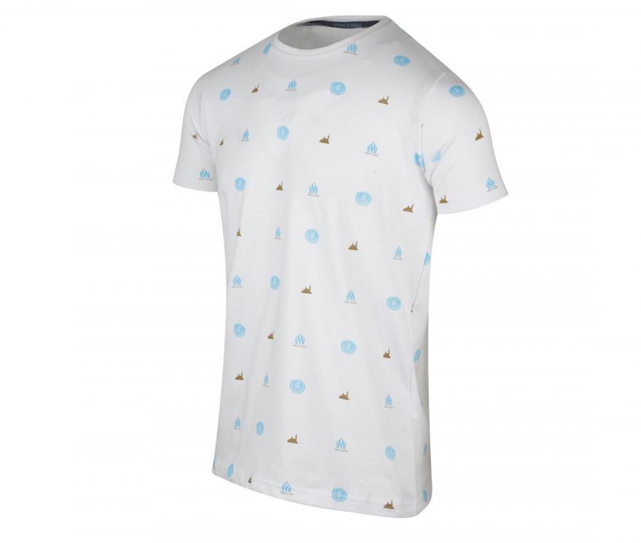 T-shirt OM Blanc