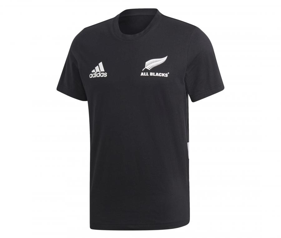 T-shirt All Blacks Noir