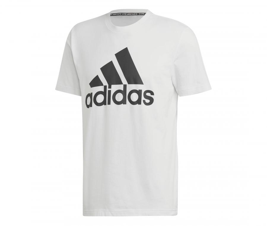 T-shirt adidas Must Haves Badge of Sport Blanc