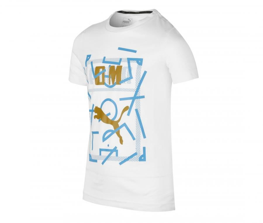 OM DNA Kid's T-shirt White