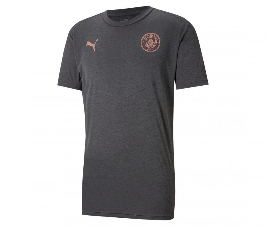 T-shirt Manchester City Warm Up Gris