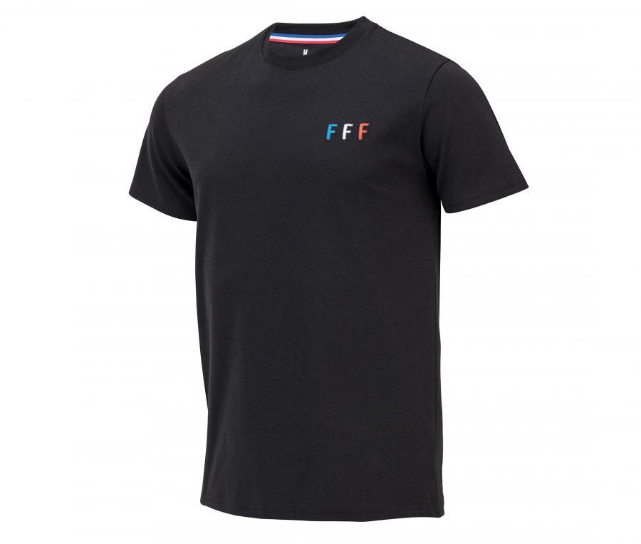 T-shirt France Noir