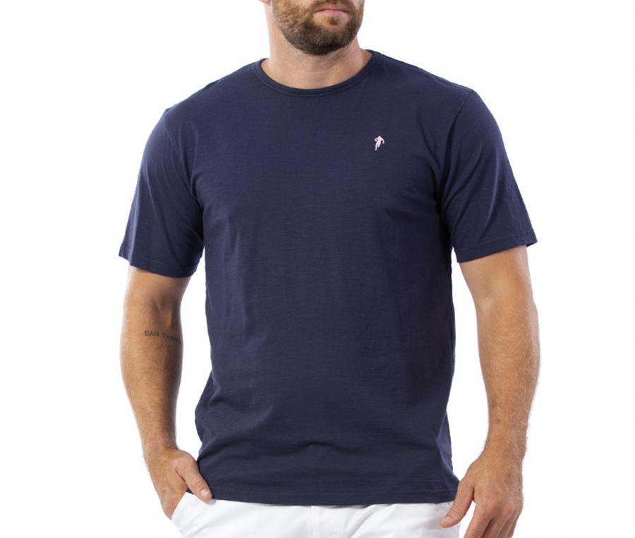 T-shirt Ruckfield Bleu