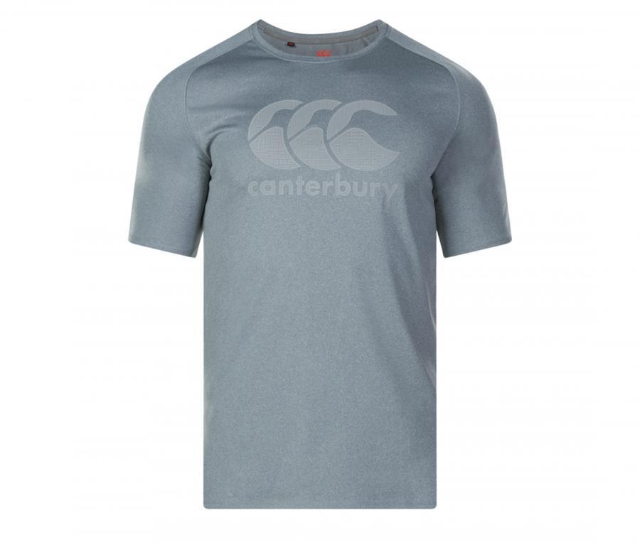 T-shirt Canterbury Logo Gris
